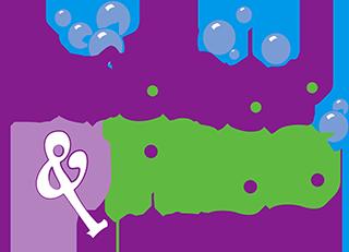 Lather & Fizz Logo